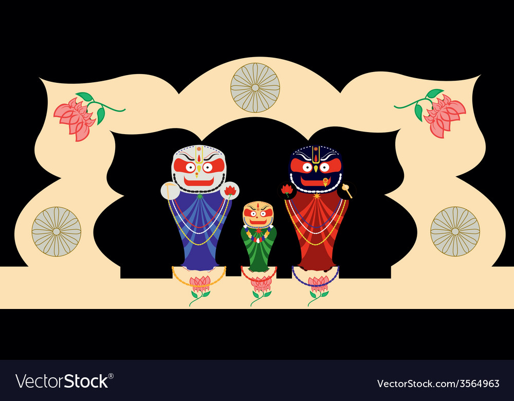 Jagannath vector | Price: 1 Credit (USD $1)