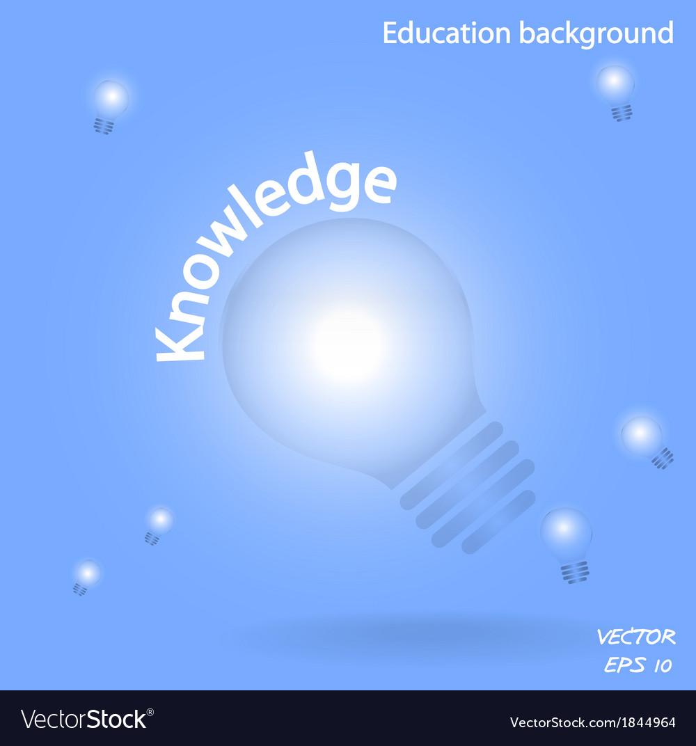 Creative lamp bulb symbols vector | Price: 1 Credit (USD $1)