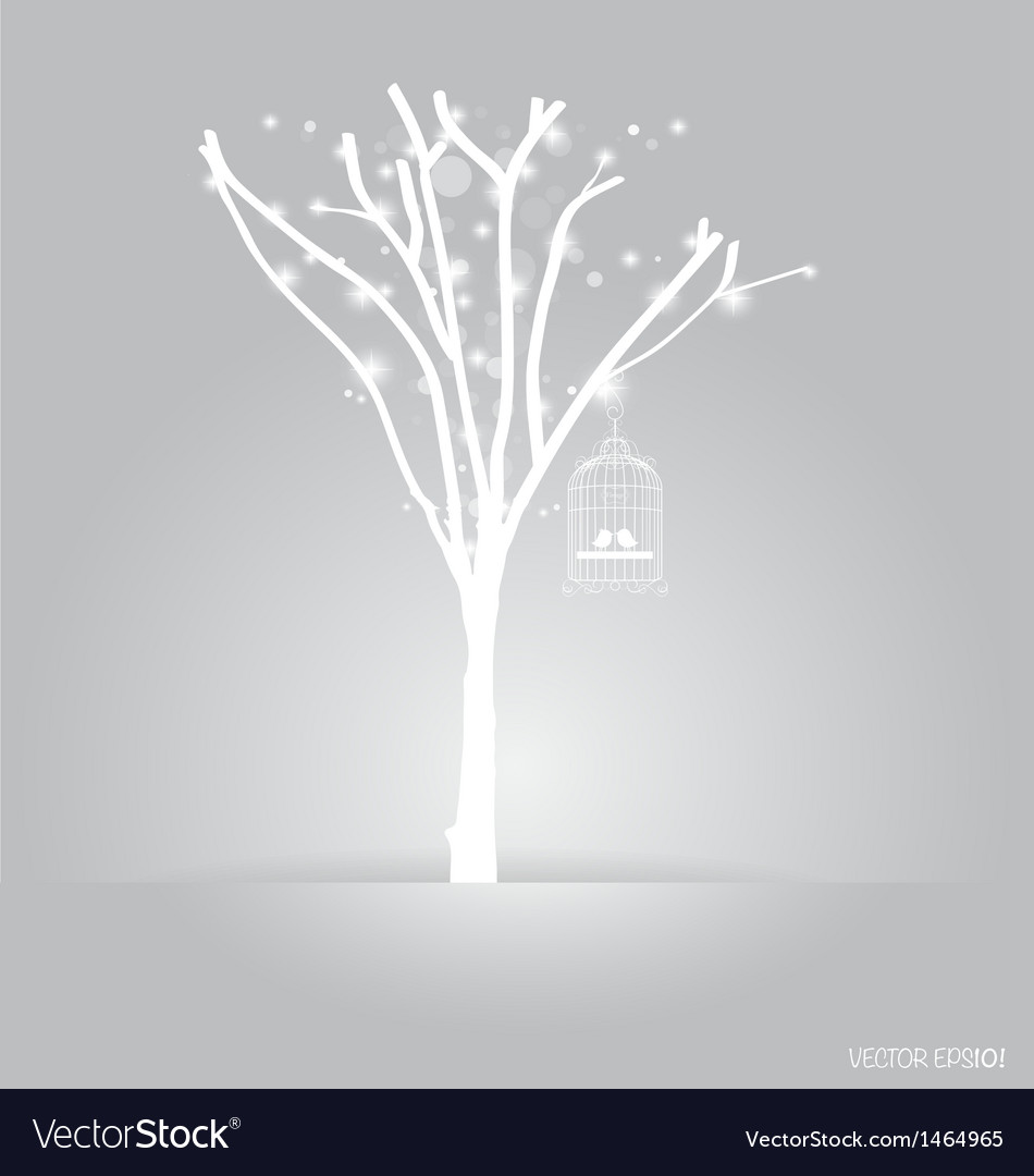 Background abstract tree vintage vector | Price: 1 Credit (USD $1)