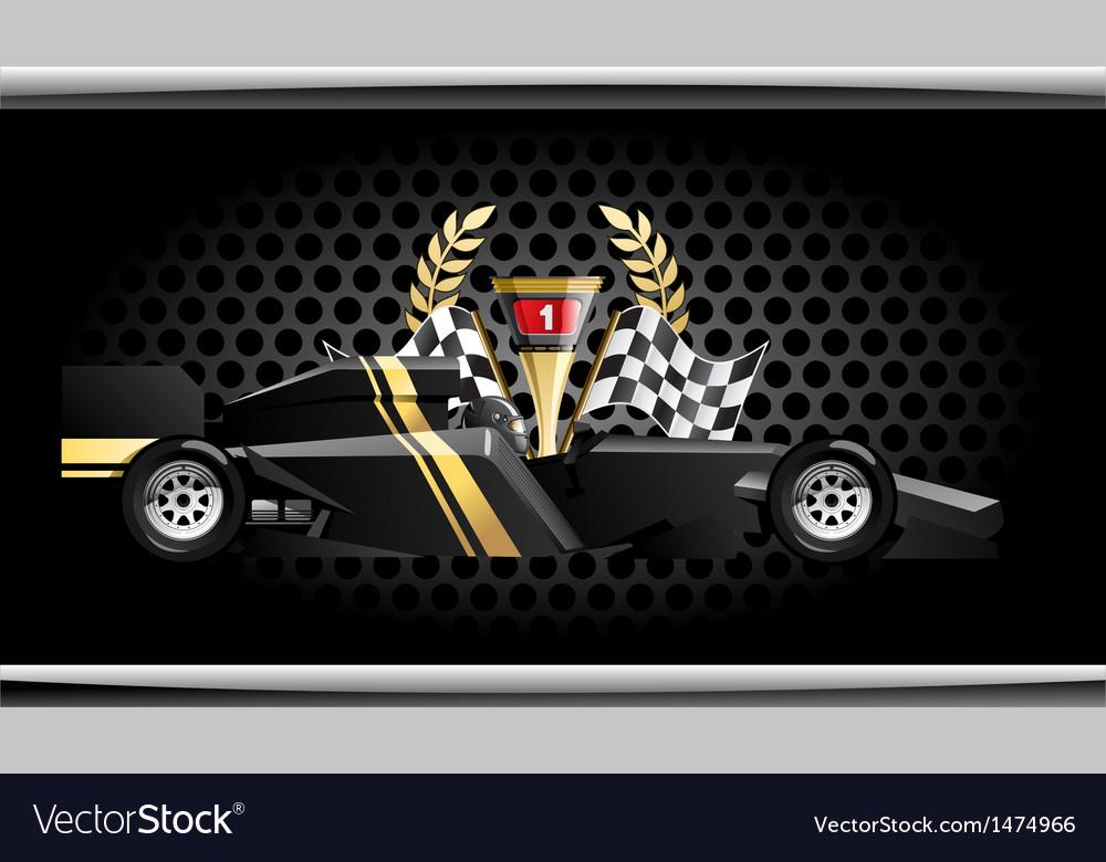 Formula 1 vector | Price: 1 Credit (USD $1)