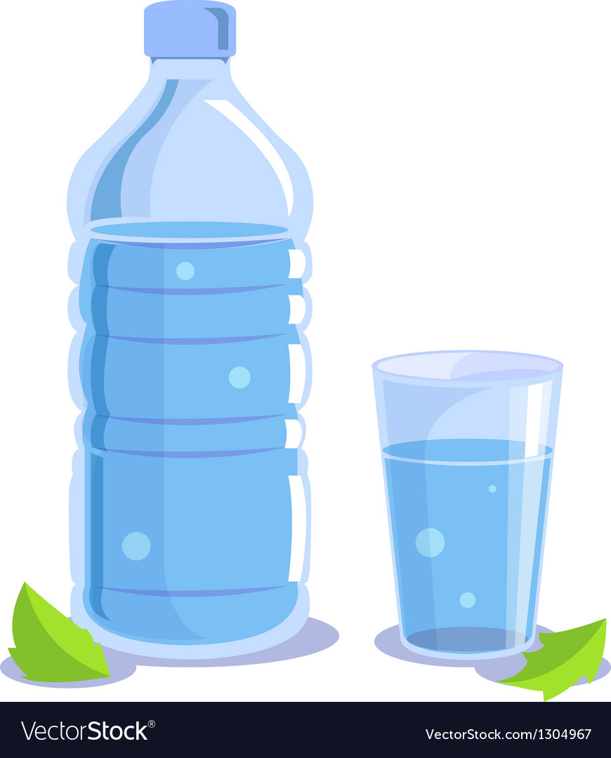 Pure water vector | Price: 3 Credit (USD $3)