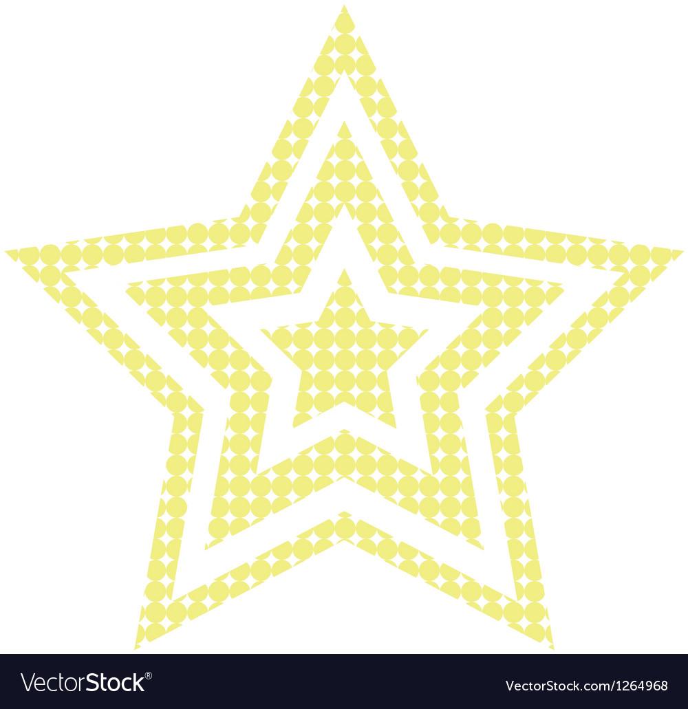 Disco star vector   Price: 1 Credit (USD $1)