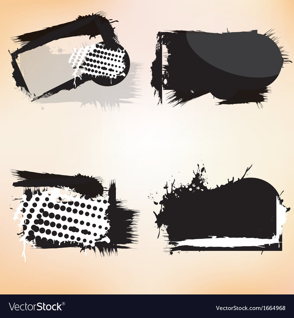 Splash on abstract background vector   Price: 1 Credit (USD $1)