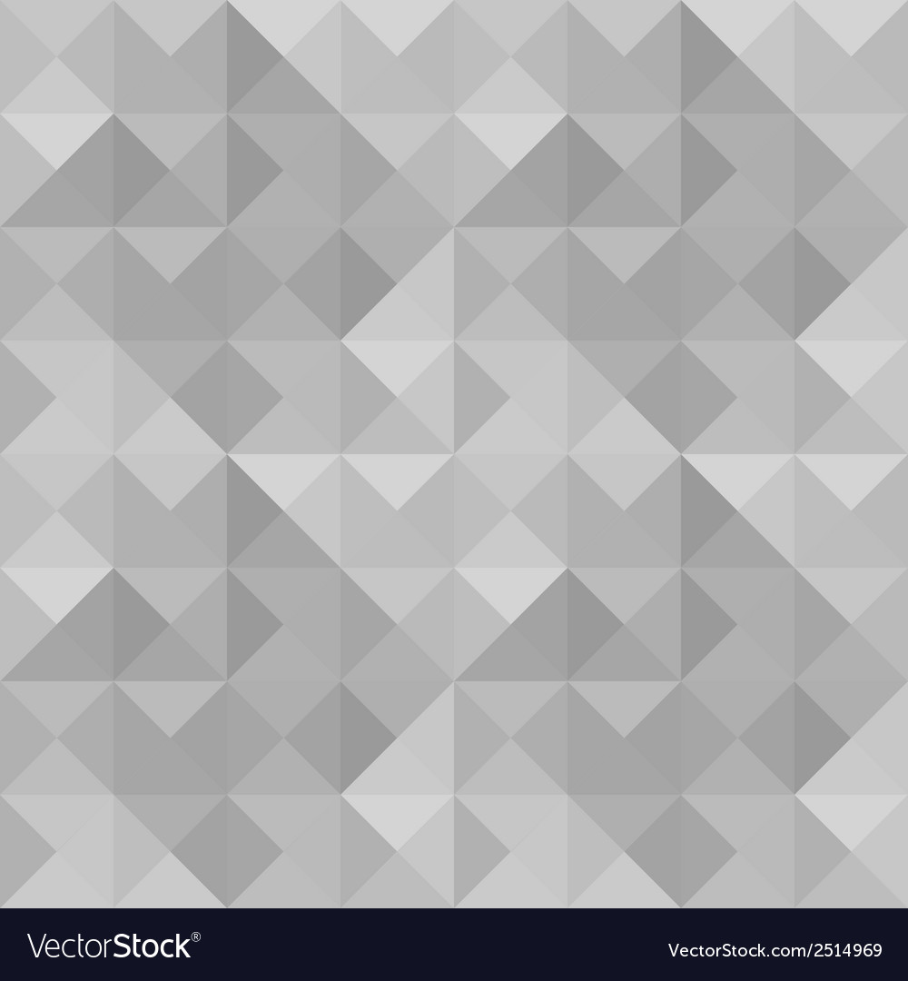 Gray triangle background2 vector | Price: 1 Credit (USD $1)
