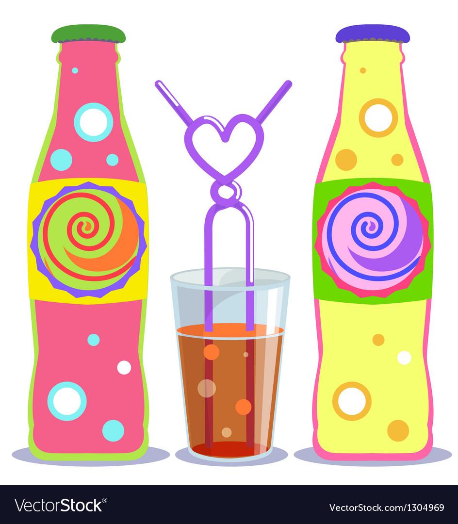 Pop soda vector