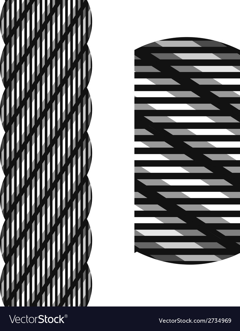 Wire steel rope seamless vector | Price: 1 Credit (USD $1)