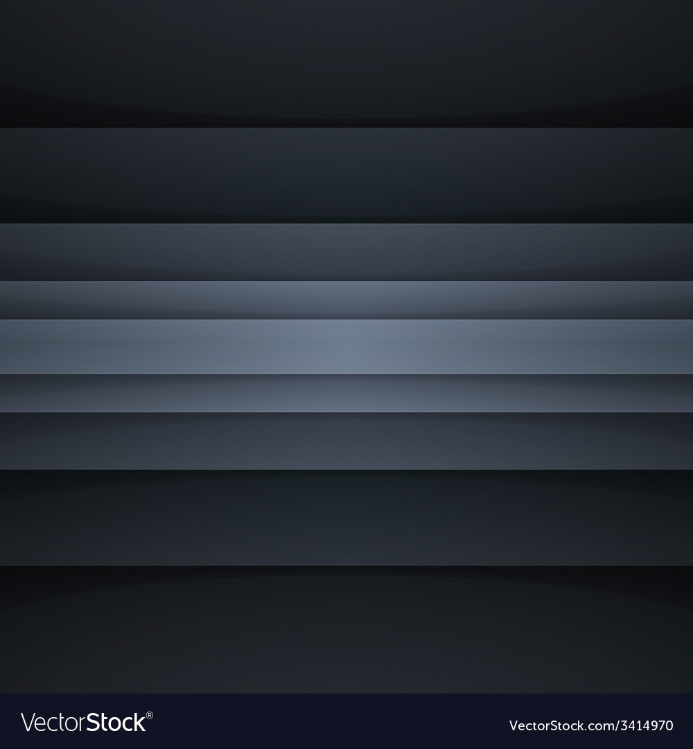 Abstract dark gray rectangle shapes background vector | Price: 1 Credit (USD $1)