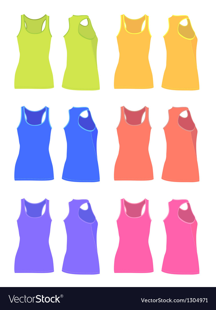 Undershirt vector | Price: 1 Credit (USD $1)