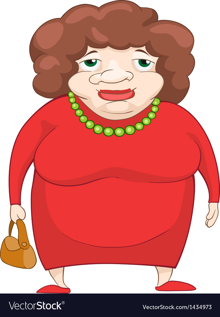 Old woman vector   Price: 1 Credit (USD $1)