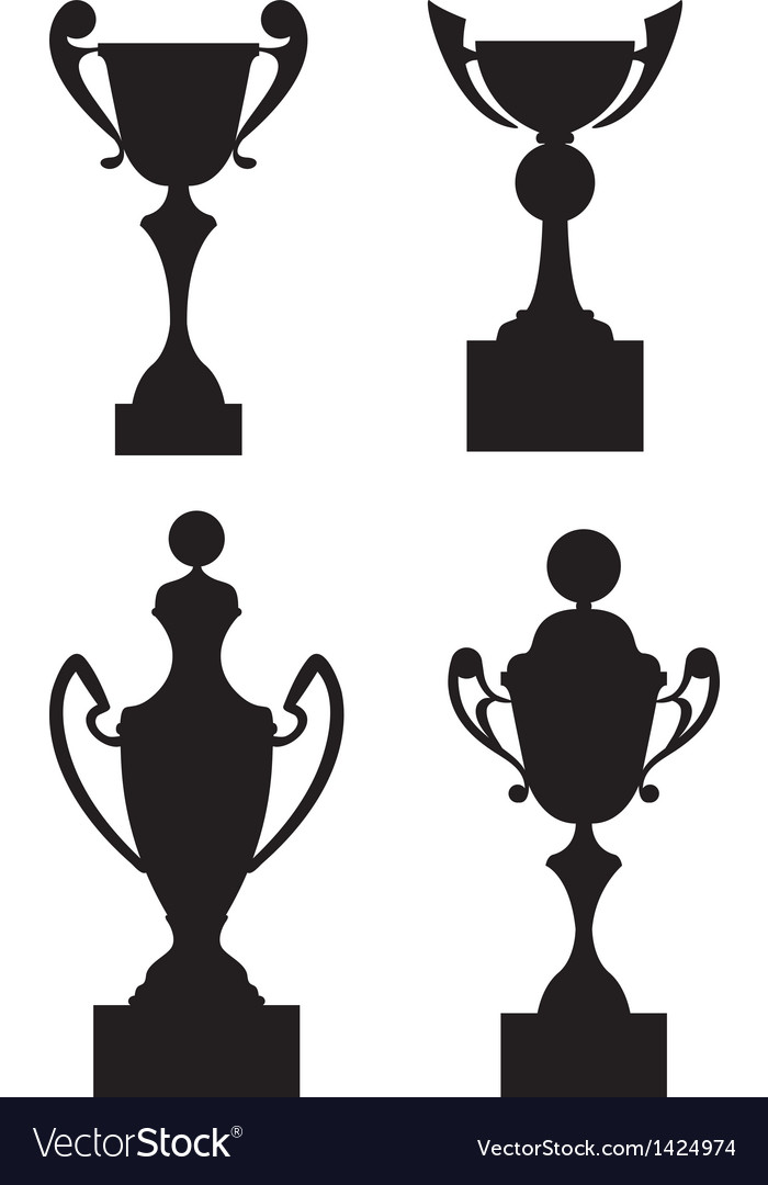 Cup awards vector | Price: 1 Credit (USD $1)
