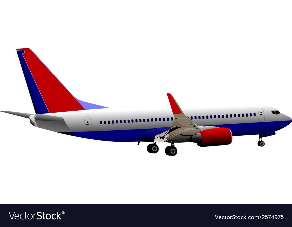 Al 0436 plane 04 vector | Price: 1 Credit (USD $1)
