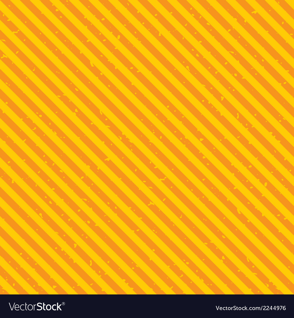 Diagonal lines orange pattern seamless texture vector | Price: 1 Credit (USD $1)