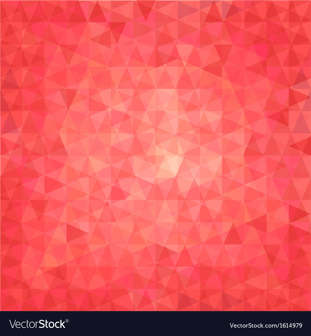 Red triangle background vector | Price: 1 Credit (USD $1)