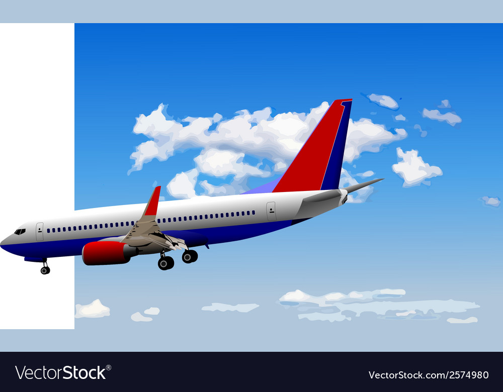 Al 0436 plane 05 vector | Price: 1 Credit (USD $1)