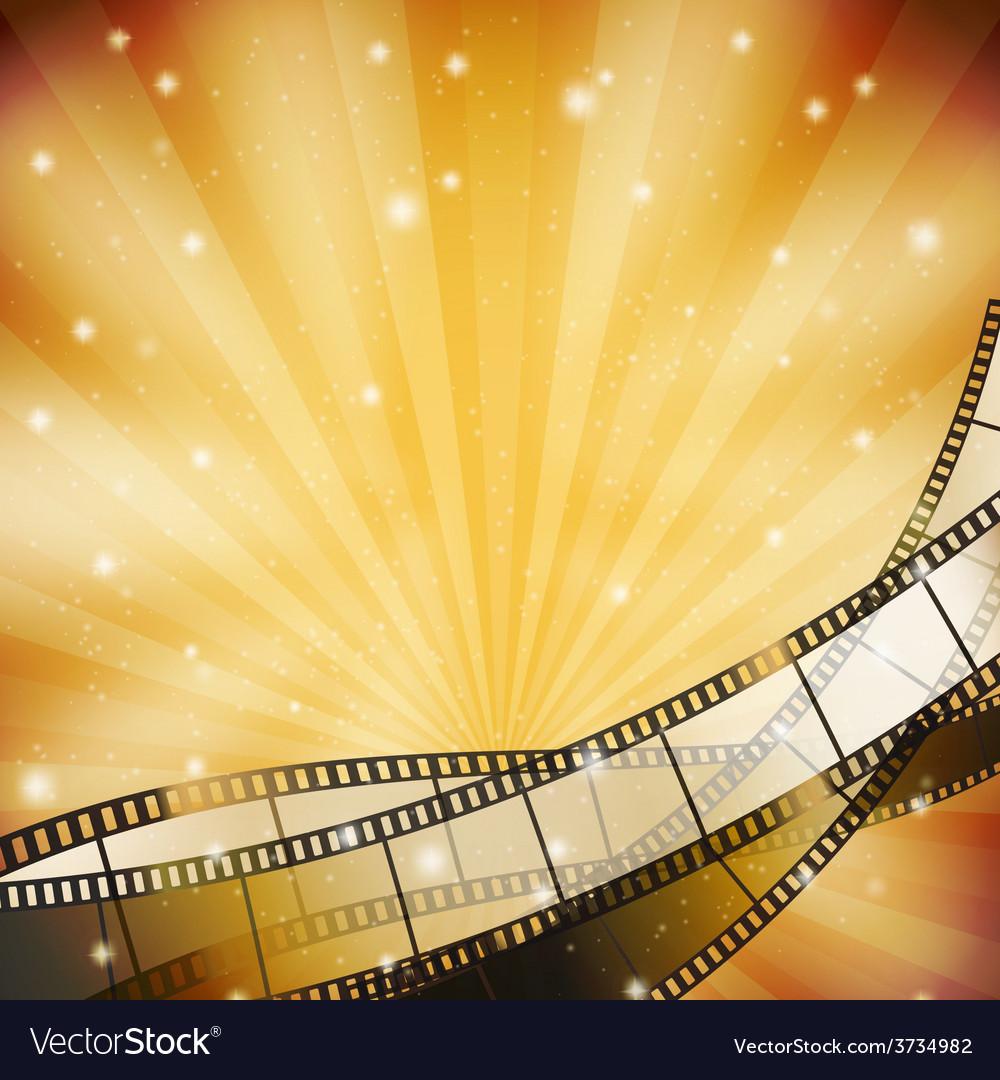 Film background retro vector | Price: 3 Credit (USD $3)