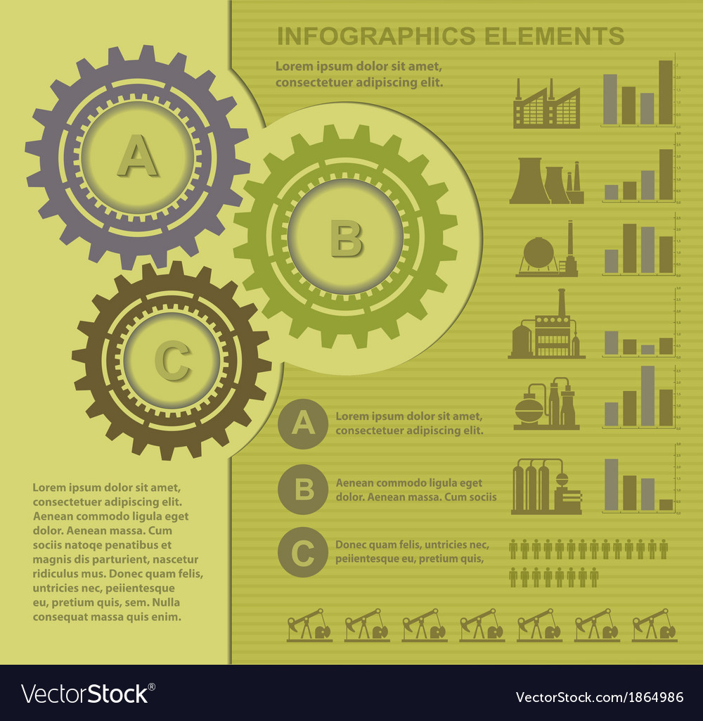 Set of infographics vector | Price: 1 Credit (USD $1)
