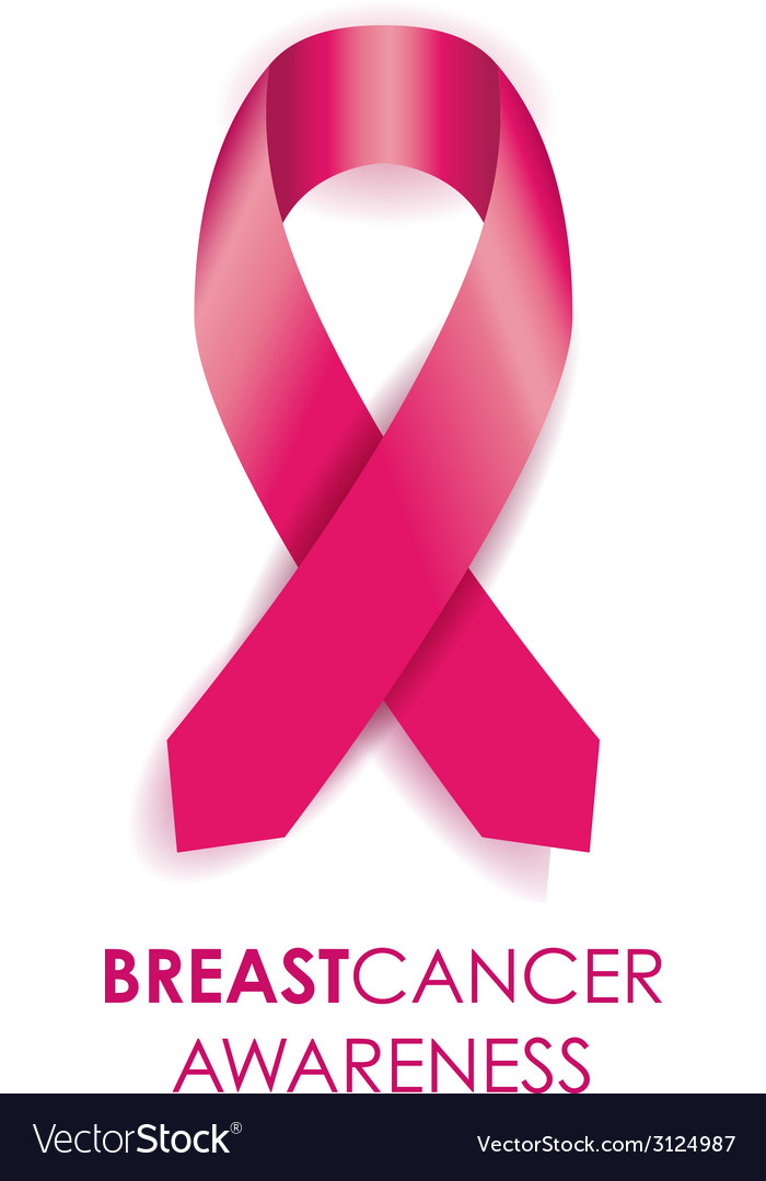 Breast cancer awareness vector | Price: 1 Credit (USD $1)
