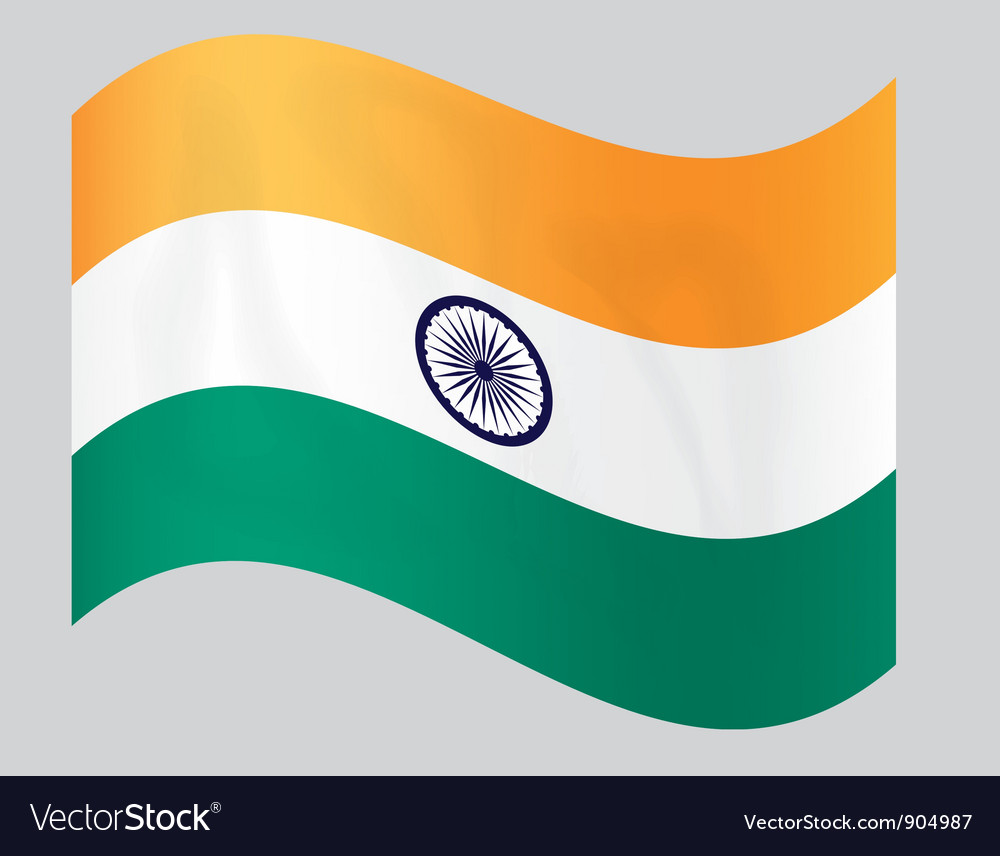 Indiaflag4 vector | Price: 1 Credit (USD $1)