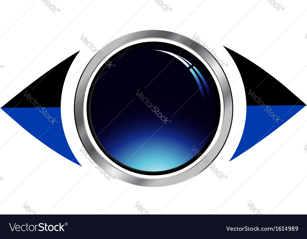 Vision logo vector | Price: 1 Credit (USD $1)