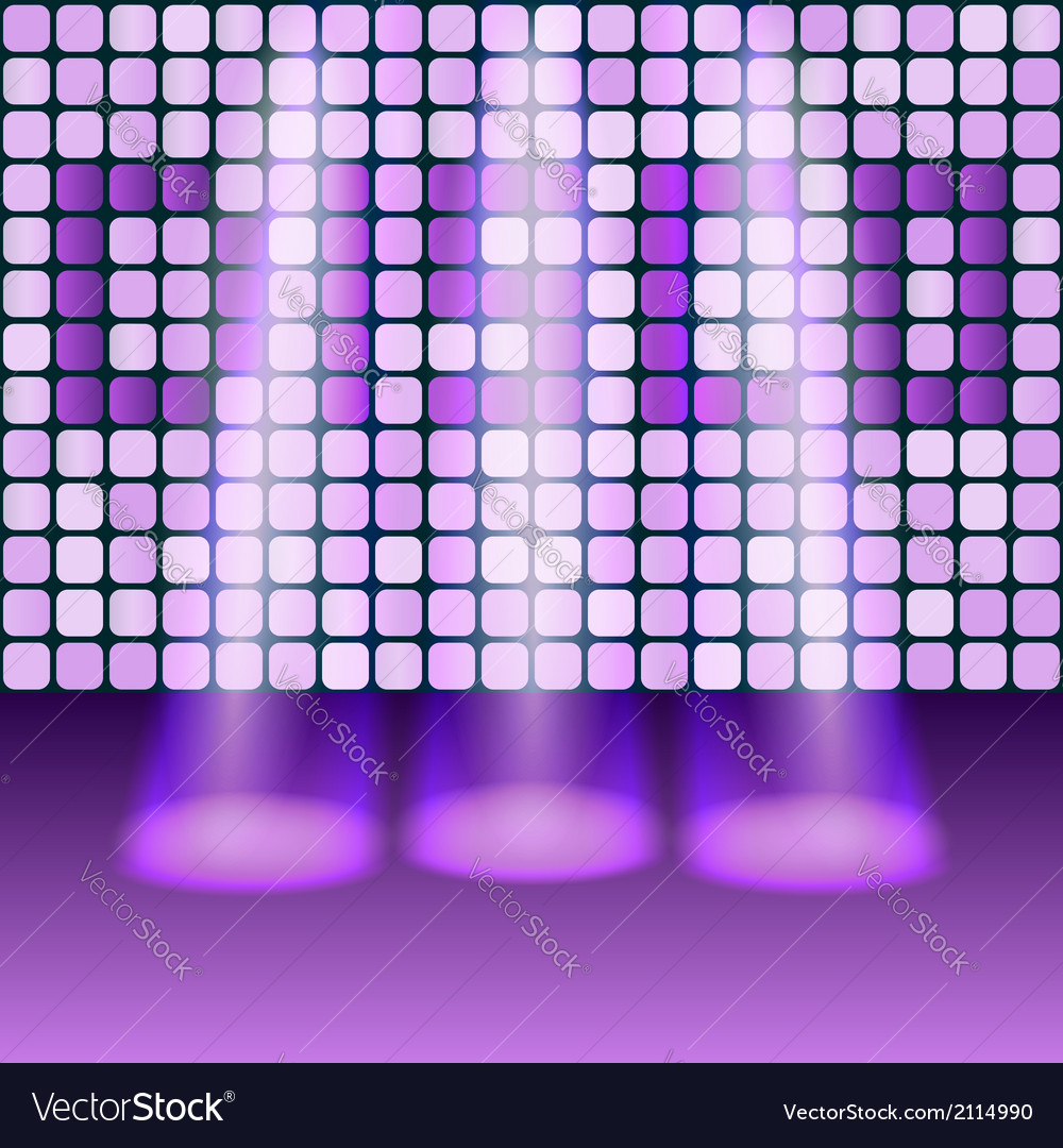 Disco party background vector | Price: 1 Credit (USD $1)