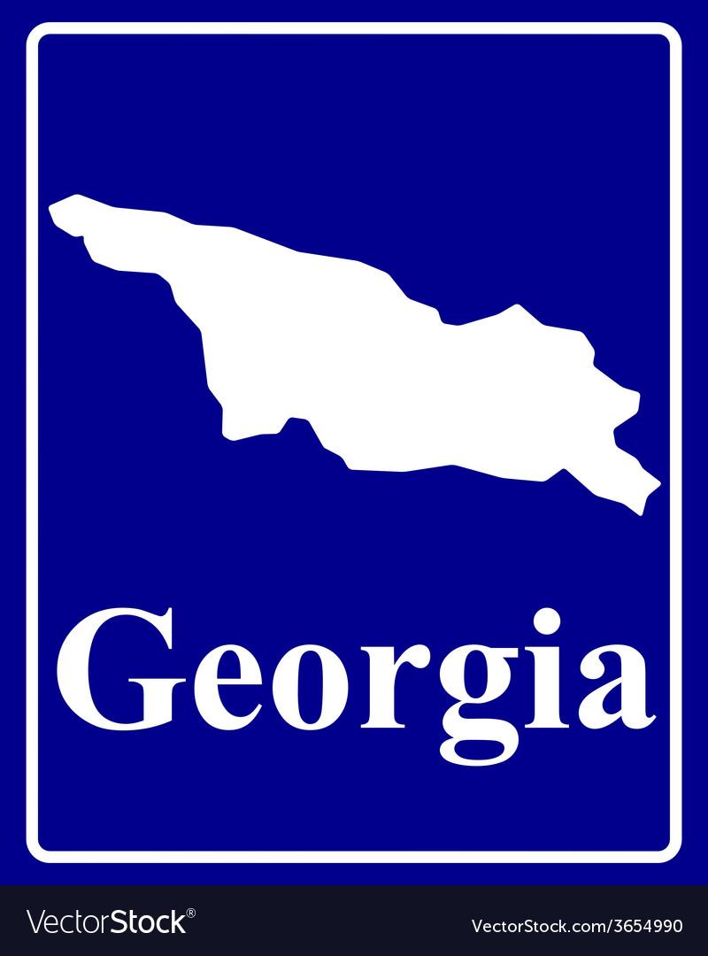 Georgia vector | Price: 1 Credit (USD $1)