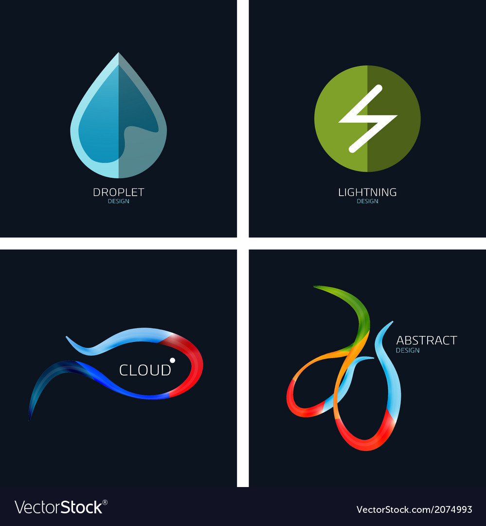 Business icons concept collection vector | Price: 1 Credit (USD $1)