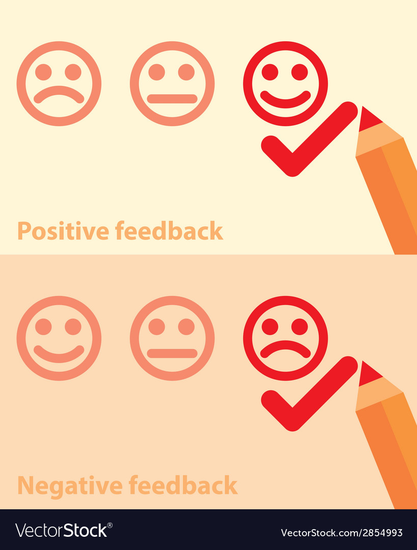 Feedback vector | Price: 1 Credit (USD $1)