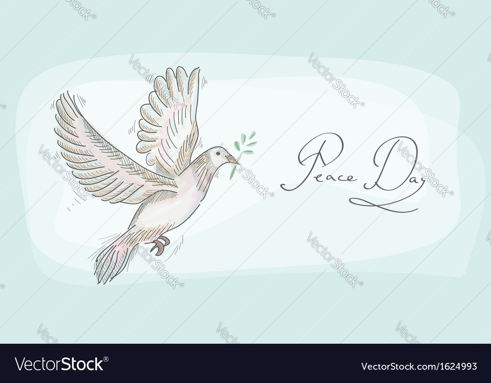Peace dove symbol texture background eps10 file vector | Price: 1 Credit (USD $1)