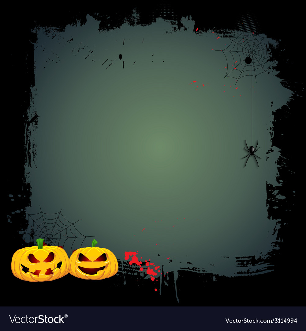 Grunge halloween background 0409 vector | Price: 1 Credit (USD $1)