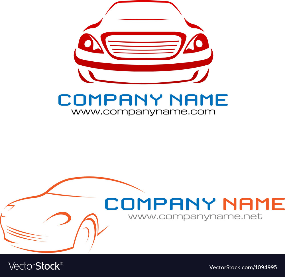 Car company logo vector | Price: 1 Credit (USD $1)