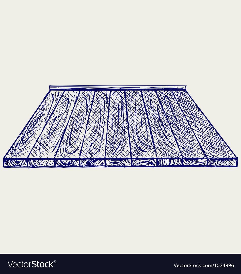Wooden floor vector | Price: 1 Credit (USD $1)