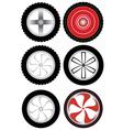 Wheel v vector