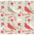 Vintage animal patterns vector