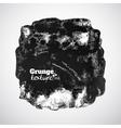 Grunge paint and water splattered texture distress vector