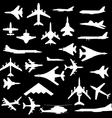 Combat aircraft vector