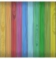 Rainbow colors wooden plane texture vector