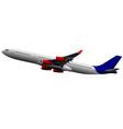 Al 0436 plane 01 vector