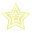 Disco star vector
