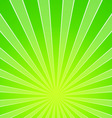 Green light beam background vector