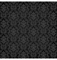 Floral damask pattern for wedding invitation vector
