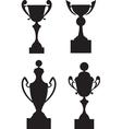 Cup awards vector