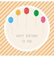 Happy birthday to you1 vector