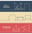 Flat colors infographics vector