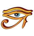 Eye of horus vector
