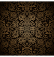 Dark gold pattern vector