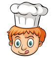 A chef vector