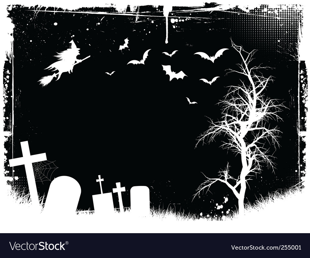 Grunge halloween vector | Price: 1 Credit (USD $1)
