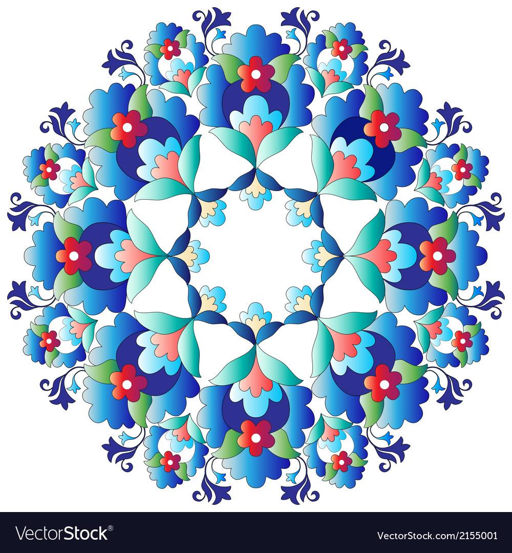 Ottoman motifs design series with fourteen version vector   Price: 1 Credit (USD $1)