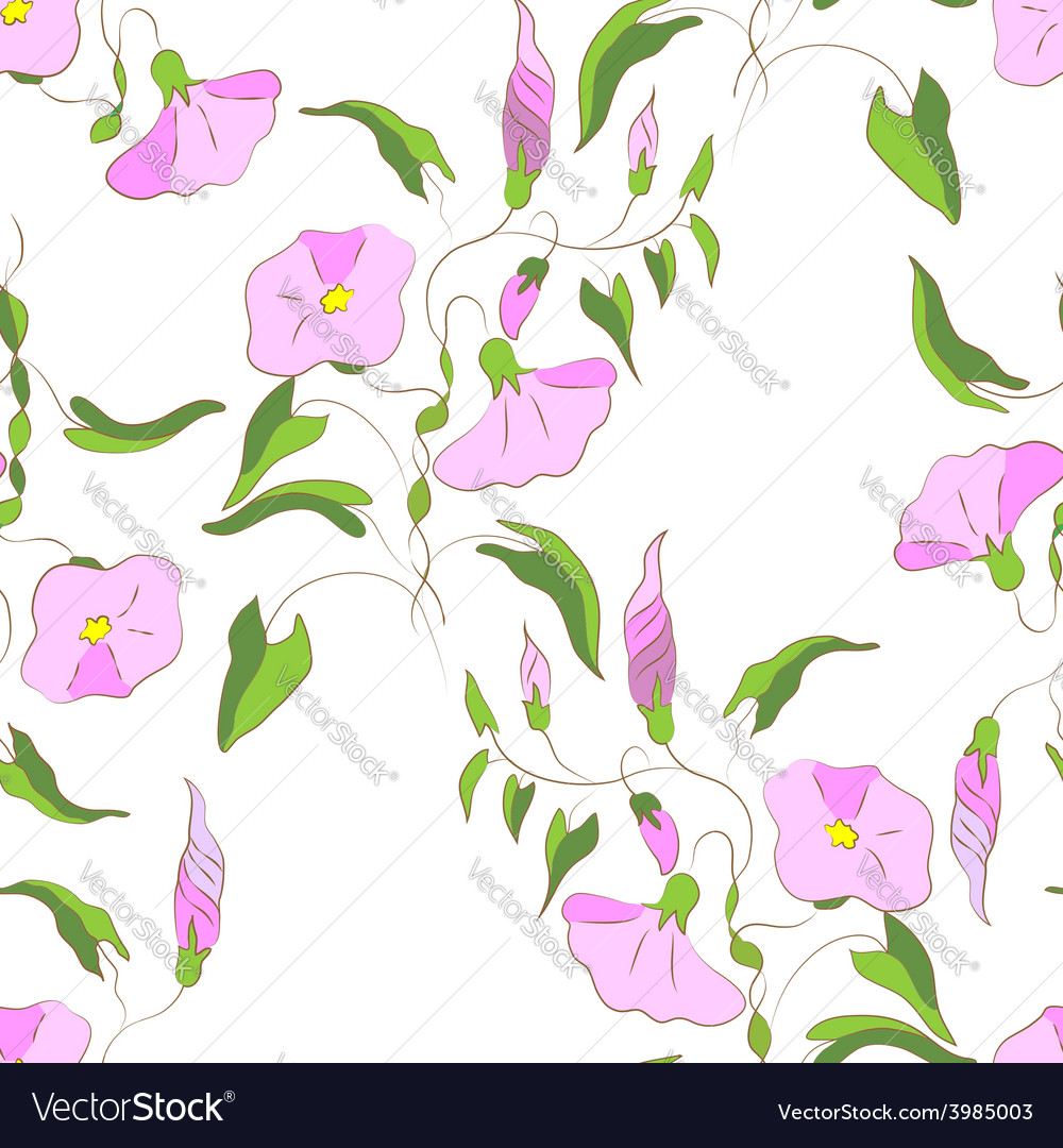 Weed pattern vector | Price: 1 Credit (USD $1)
