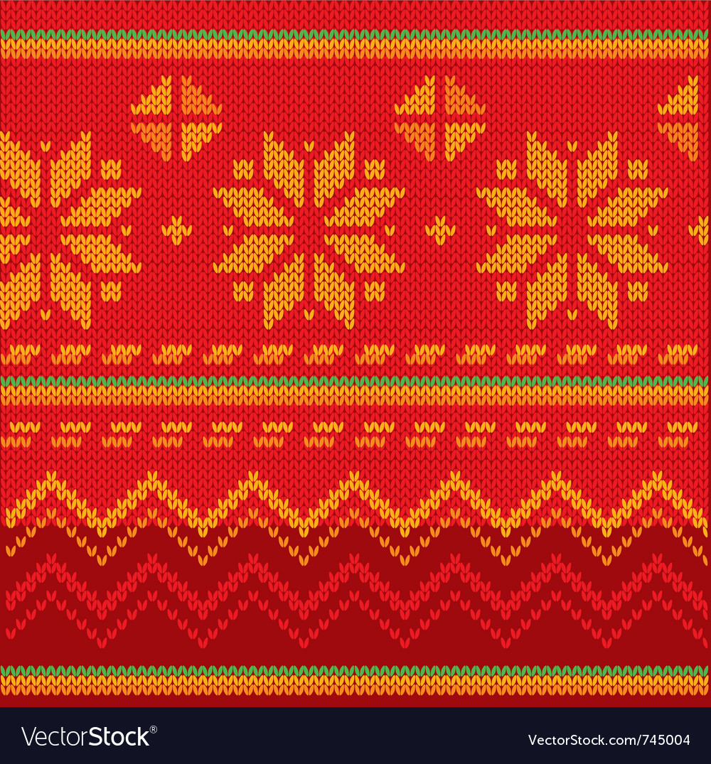 Christmas stitch vector | Price: 1 Credit (USD $1)